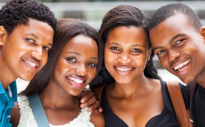 Young Africans must take personal responsibility for their lives