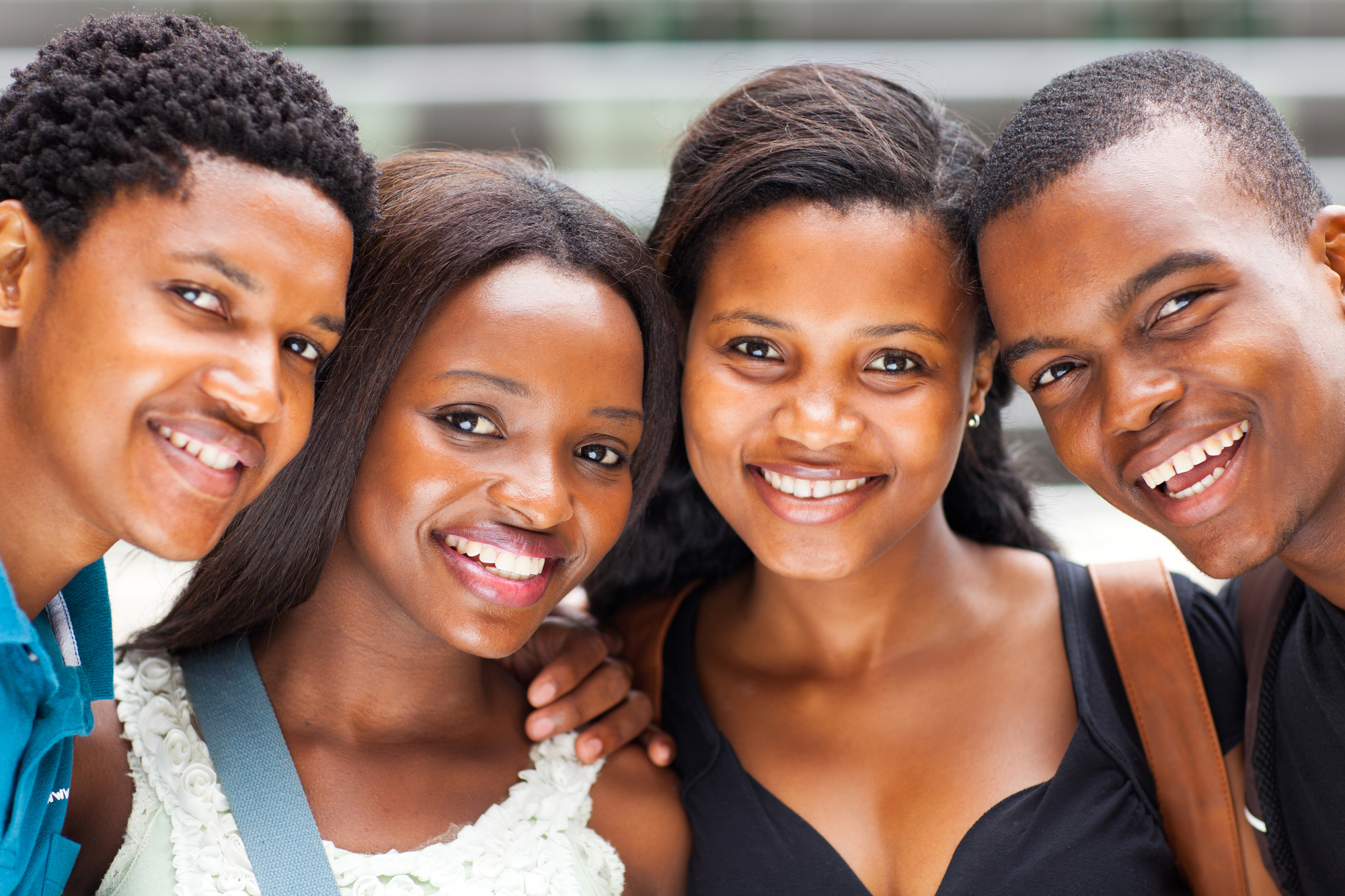 To Develop Africa, Young Africans Must Take Personal Responsibility for Their Lives